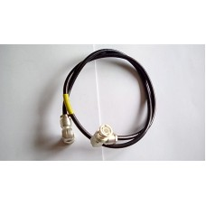 CLANSMAN RF CABLE ASSY BNC BNC 90 DEG EACH 60CM LG